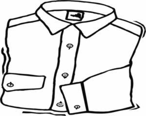 Business Shirt (Starch)