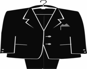 2 Piece Suit (Deluxe Service)