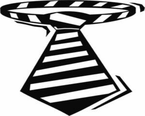 Tie (silk/linen)